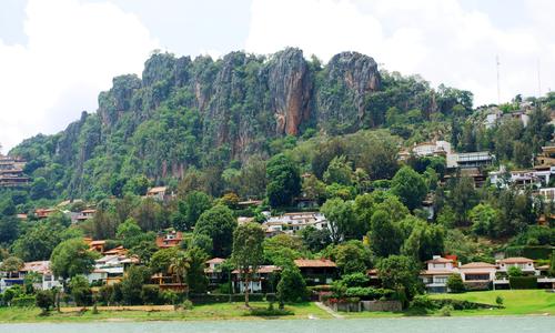 Valle de Bravo - La Peña